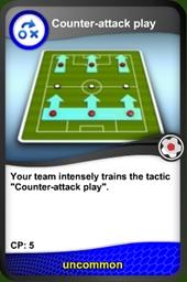 Counterattack card
