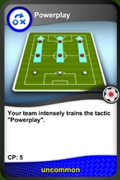 Power play card