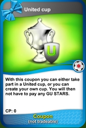 united cup coupon