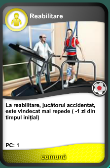 reabilitare