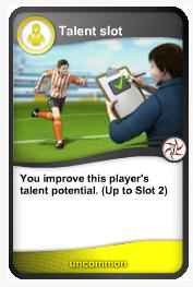 talent slot